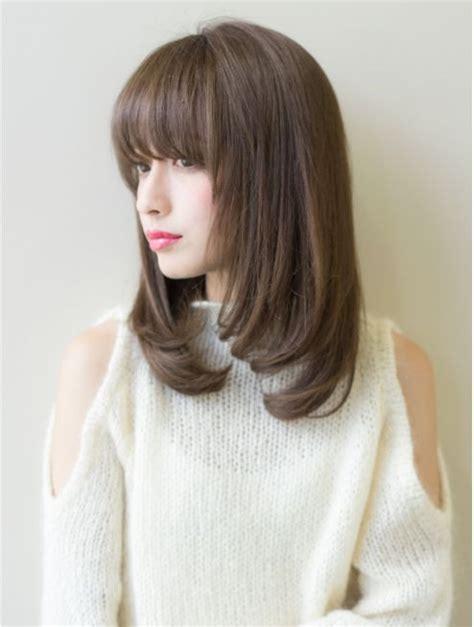 potongan rambut layer potongan rambut layer panjang
