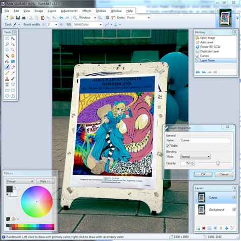 get started with paint net techhive