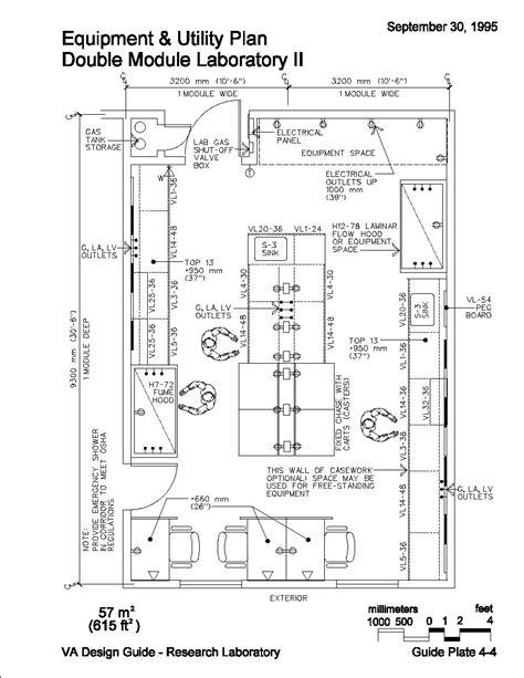 lab design guide double module laboratory ii