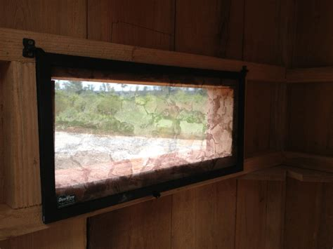Bow Window Sizes camo hinge window deerviewwindows com