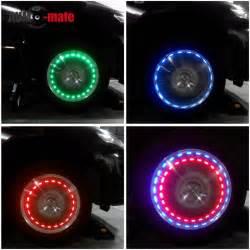 Lighting For Car Wheels Aliexpress Buy Car Styling Solar Led Light Car