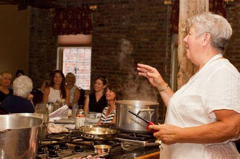 new school of cooking demonstration cooking classes new orleans la new