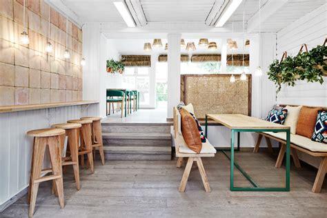 loft design e cafe vino veritas restaurant by masquespacio design