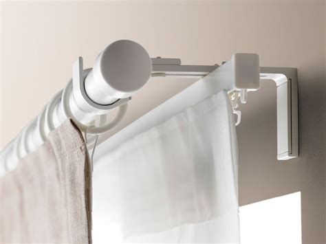 rail curtain hanging system best 25 curtain track system ideas on pinterest curtain