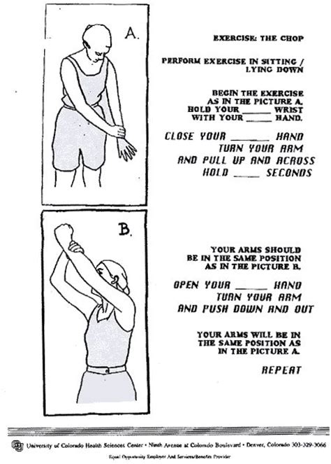 pnf pattern video an easy guide to outpatient burn rehabilitation and pnf