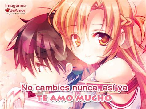 imagenes de amor de anime 10 im 225 genes de amor animes para dedicar