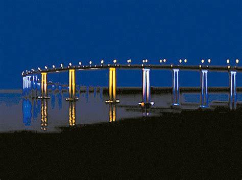 coronado lights commissioners ok coronado bridge lighting plan the log