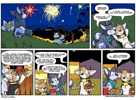 house pets comic housepets end of year seven this is quite a twist x3 furry