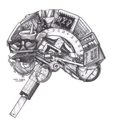 mechanical brain caf 233 psicologico flickr