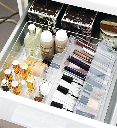 Makeup Bathroom Storage 20 Marvelous Makeup Storage Ideas