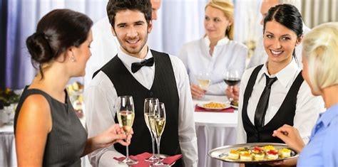 how to be a top notch banquet server an inspired