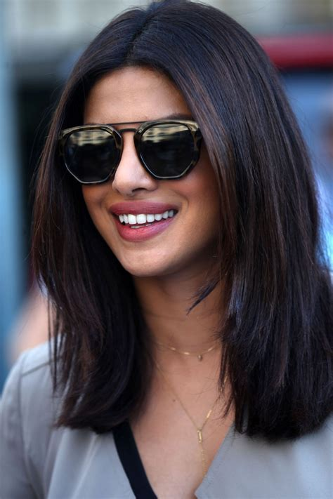 priyanka chopra hair color 25 brunettes to inspire your next dye