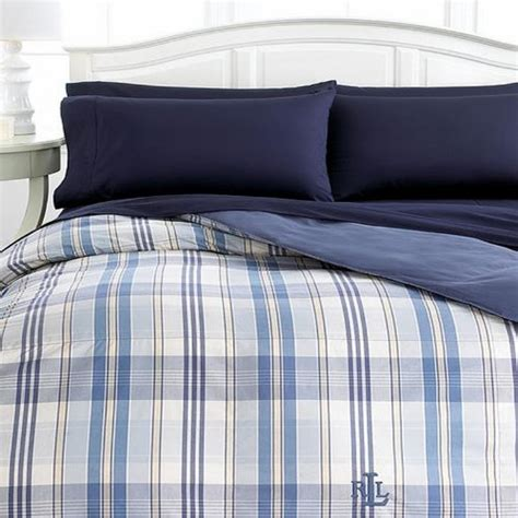 ralph blue bedding for sale only 4 left at 60