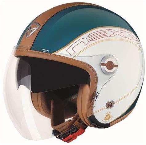 Nexx 47 J nexx x70 ace helmet retro blue open scooter helmet