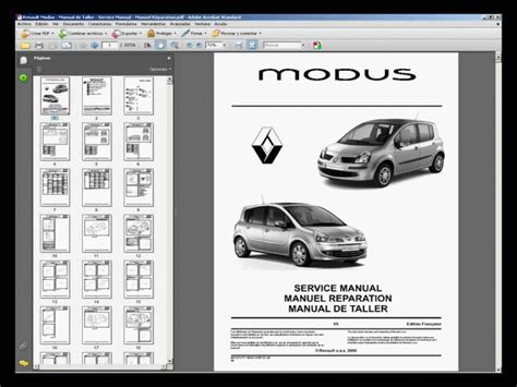 renault modus fuse box problems free wiring