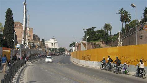 ingresso colosseo e fori imperiali roma metro c e via dei fori imperiali un progetto senza