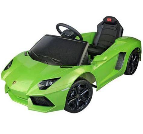 Ride In A Lamborghini Electric Cars Lamborghini Ride On Toys Ebay