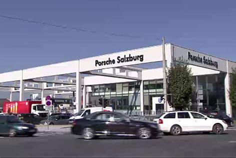 Porsche Salzburg by Porsche Holding Wechsel An Der Spitze Salzburg Orf At