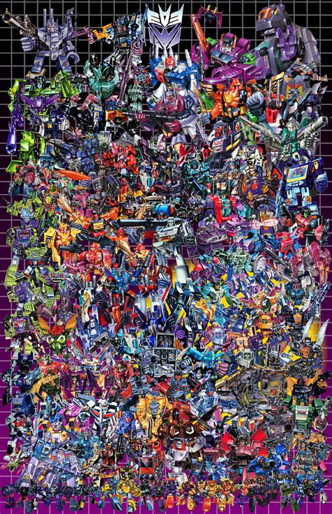 Transfomer All Type Salew transformer posters prints for sale decepticons