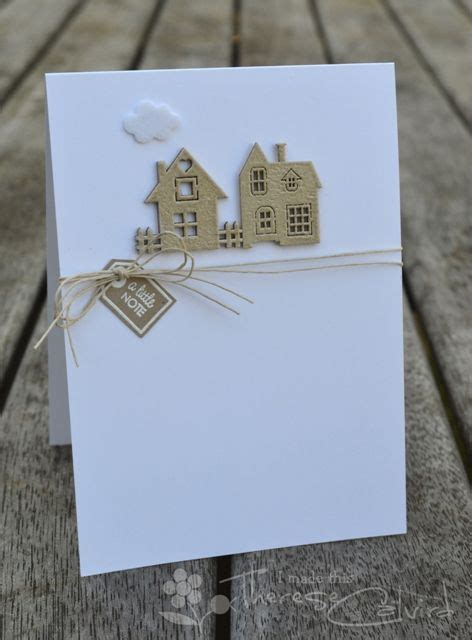 Handmade New Home Card Ideas - 25 best ideas about new home cards on