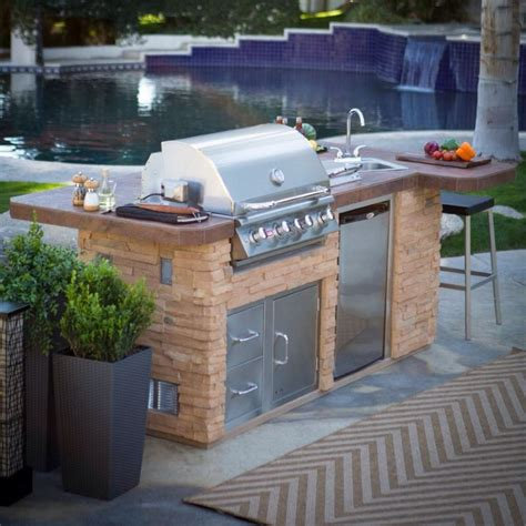 Bbq Island Lighting Ideas Best 25 Bbq Island Kits Ideas On Pinterest Outdoor Kitchen Kits Kitchen Island Kits And