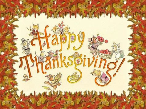 Happy Thanksgiving by Happy Thanksgiving Wallpapers Pictures Pics Photos