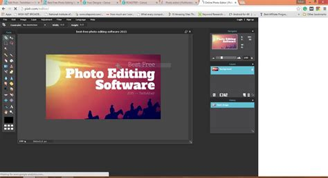 best photo editing software free best free photo editing software 2015 techaltair