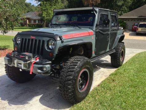 2013 Jeep Rubicon 10th Anniversary For Sale Sell Used 2013 Jeep Wrangler Unlimited 10th Anniversary