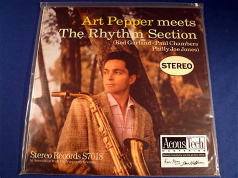 art pepper meets the rhythm section popsike com art pepper meets the rhythm section 2 lp