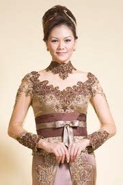 Airin Blouse me myself and i a kebaya is a traditional blouse dress