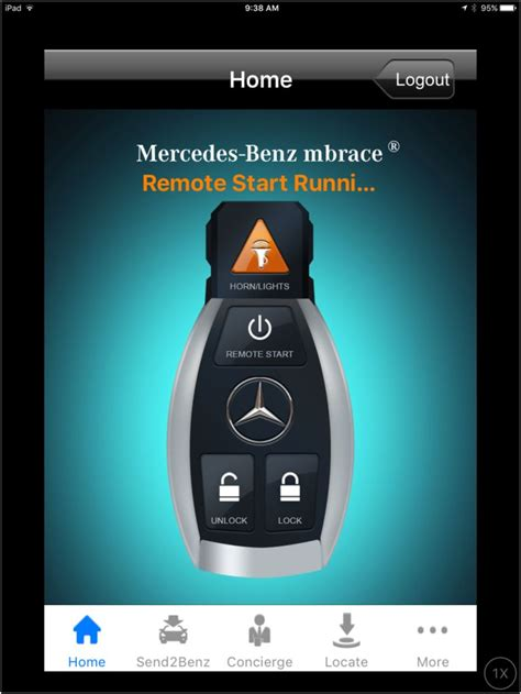 mbrace mercedes benzblogger 187 archiv 187 remote start via mbrace for