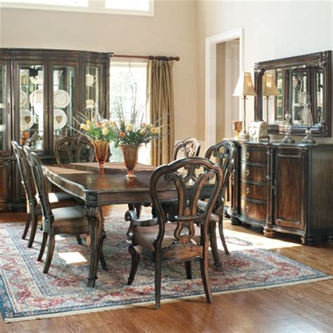 bernhardt dining room furniture bernhardt james island room settings dining room