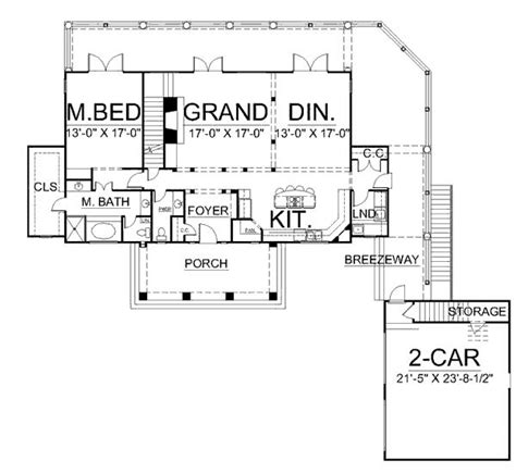 floor plans with breezeway open floor plan breezeway in law suite house plans i