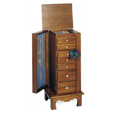 diy jewelry armoire plans 1000 images about diy woodworking projects hardware on
