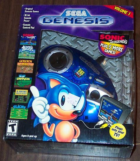 sonic the hedgehog sega genesis sega genesis deals on 1001 blocks