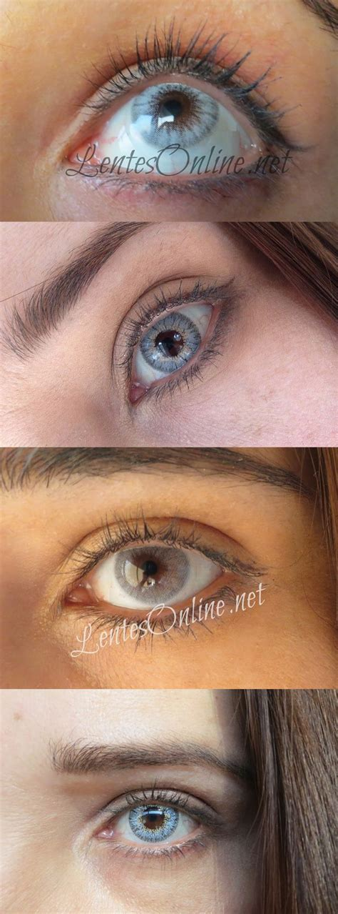 light grey contact lenses gray colored contact lenses comparison soleko s