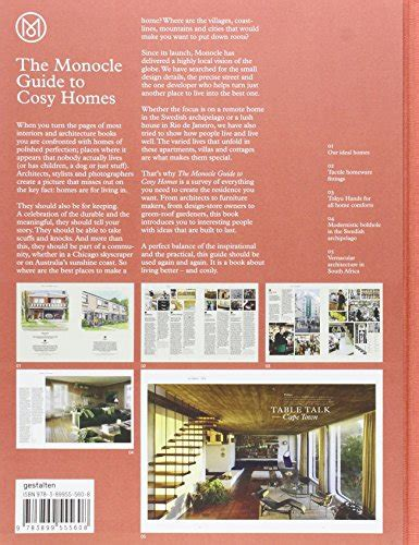 libro cabins a guide to the monocle guide to cosy homes architettura panorama auto