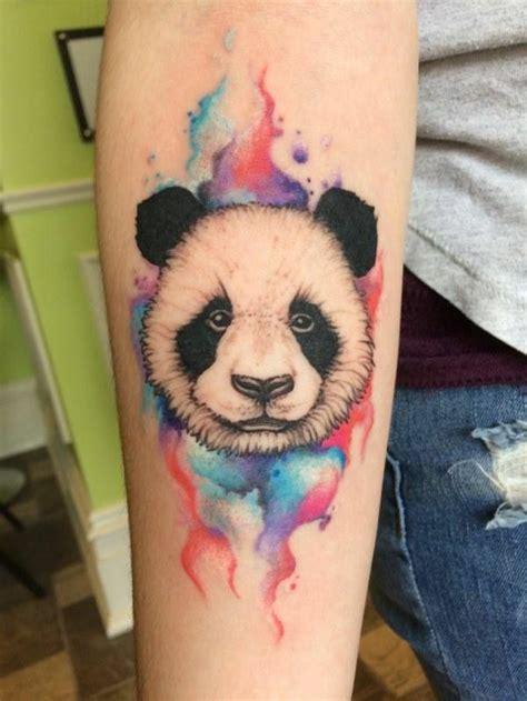 tattoo oso panda significado tatuaje oso panda tatuajes pinterest tattoo tatoos