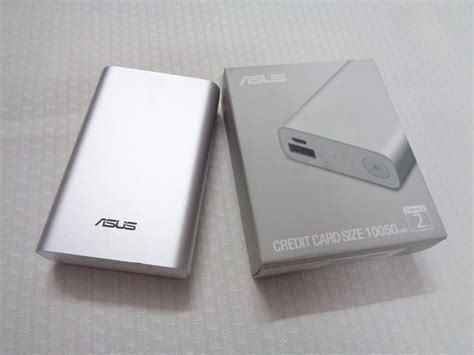Power Bank Asus 8000mah asus zenpower 10 050mah power bank review versed tech technology weblog