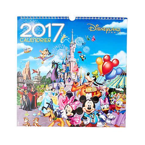Disneyland Calendar Disneyland 2017 Wall Calendar