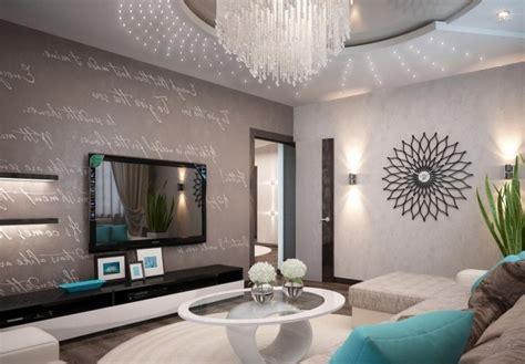 wohnzimmer modern wohnzimmer einrichten grau lila versammeln
