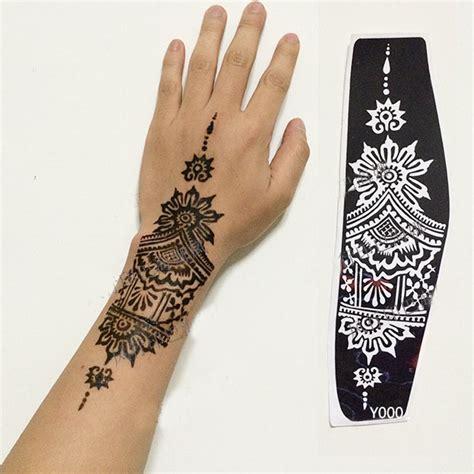 achetez en gros tatouage au henn 233 pochoirs en ligne 224 des