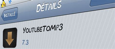 download mp3 from youtube cydia youtubetomp3 7 3 convertisseur de vid 233 os youtube en mp3