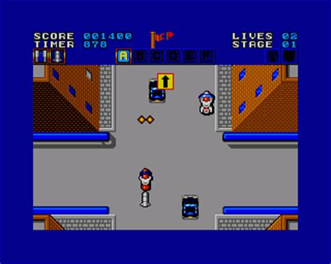 emuparadise action games action fighter rom