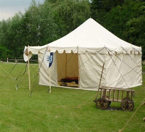 4x4 metre knights tent various colours gt larp