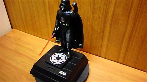 darth vader coin bank with darth vader 12 inch electronic talking figure coin bank