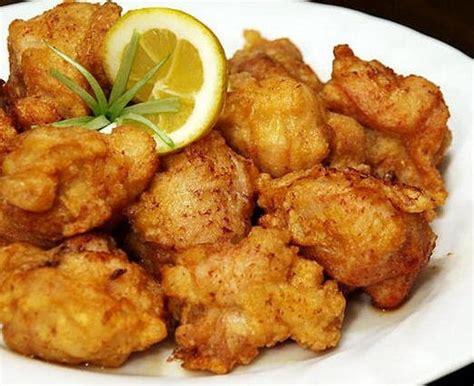 resep chicken karage ayam goreng enak mudah  membuatnya
