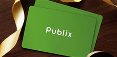 Publix Gift Card Center - good news community outreach center our supporters