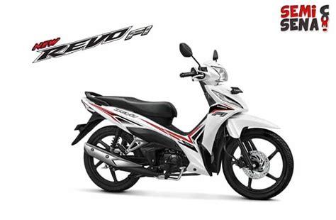 Tromol Rem Depan Ban Atv 110cc Lobang 4 harga honda revo fi 2017 review spesifikasi gambar