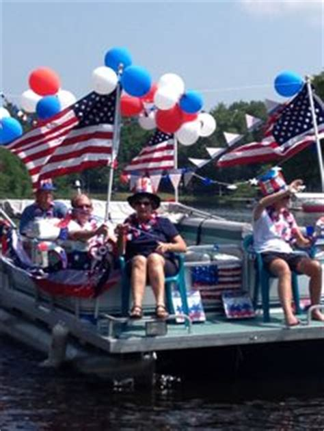 boating in dc fourth of july decorate pontoon 4th july google search projects to